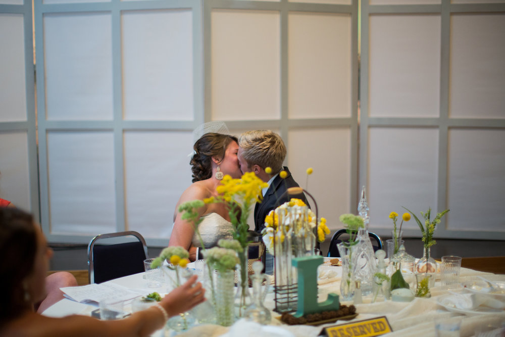 iowa-venue-fort-dodge-first-presbyterian-church- reception-rustic-country-lace-strapless-dress-yellow
