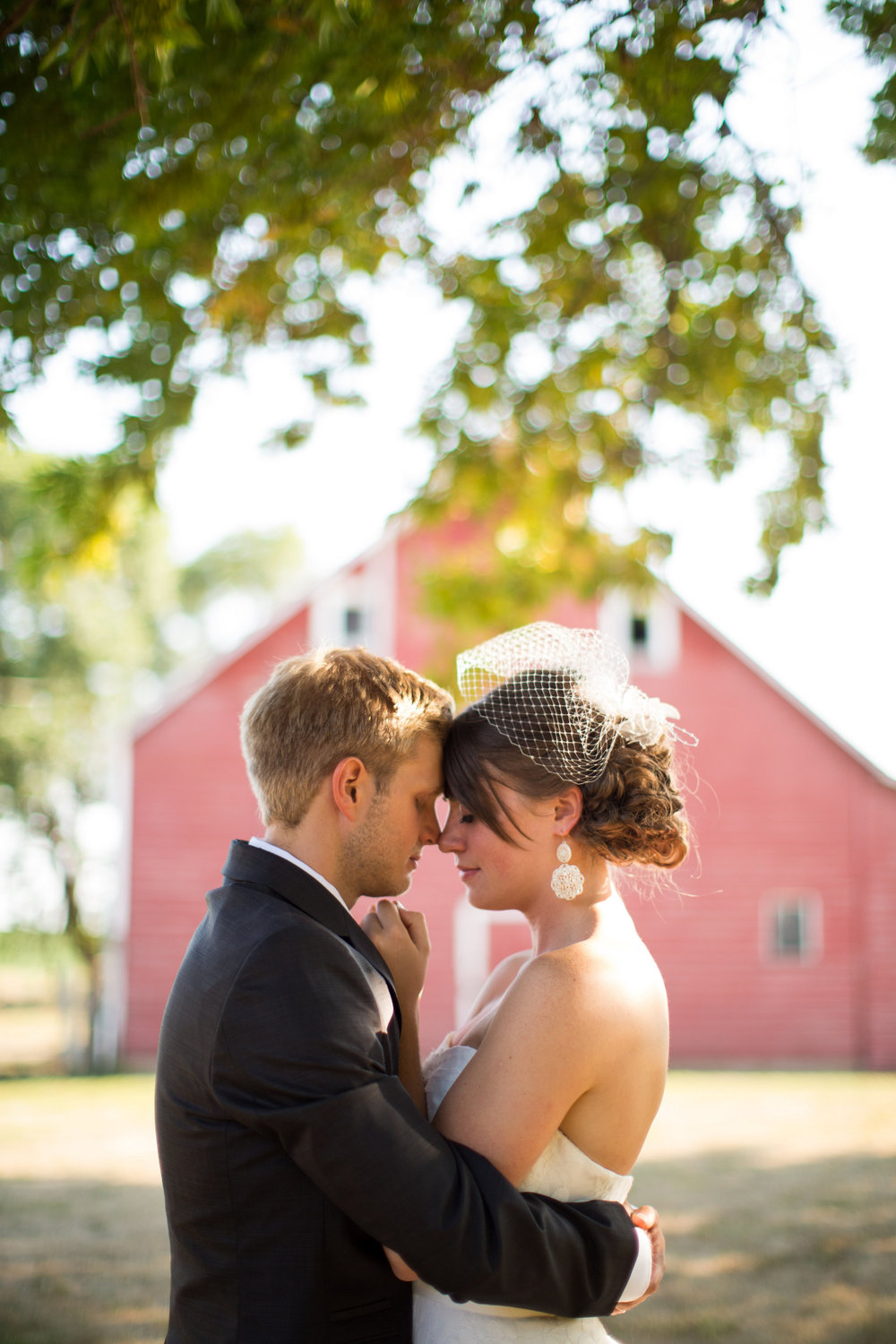 I could not have had a better wedding day! Mostly Becky Weddings & Events went above and beyond to make our day extra special and stress free! What HUGE blessing! 5 star recommendation!!!- RachelIowa 2013 - Planned by Becky