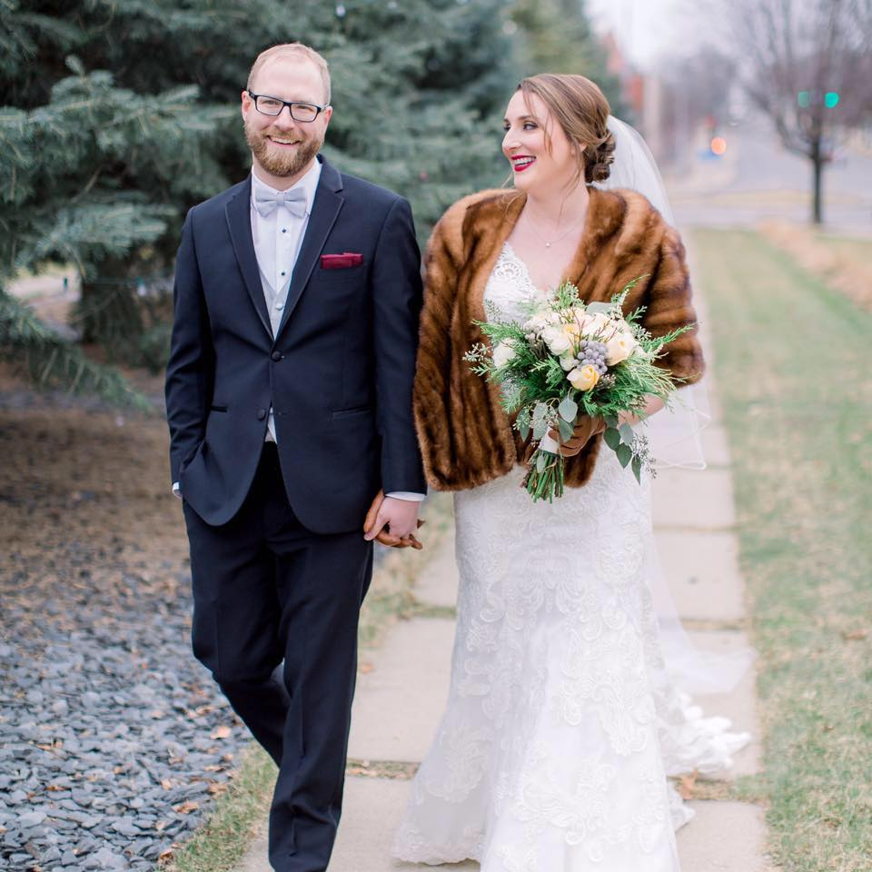 We cannot recommend Becky enough! Thank you so much!- Ellen & Tom 2018 Iowa - Planned by Becky