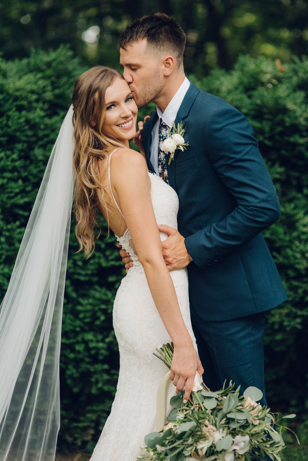 Becky and her team are amazing! I was relaxed on my wedding day because I knew they had it all under control! They are so kind and fun and made my wedding day perfect!- Maddie & Jack 2018 Iowa - Planned by Becky