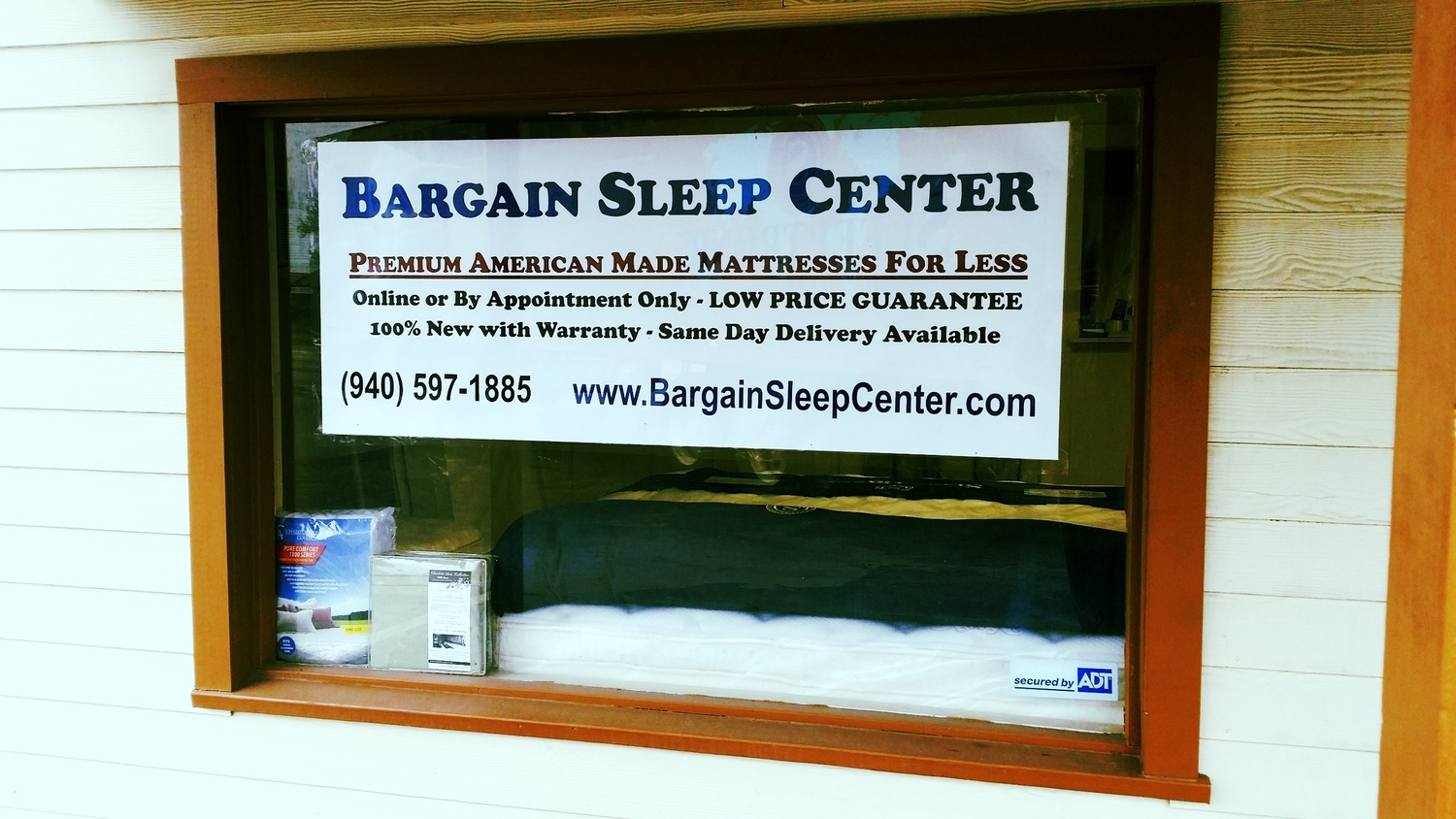 contact bargain sleep mattress outlet