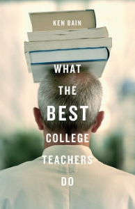 "Excerpt from ""What the Best College Teachers Do"""