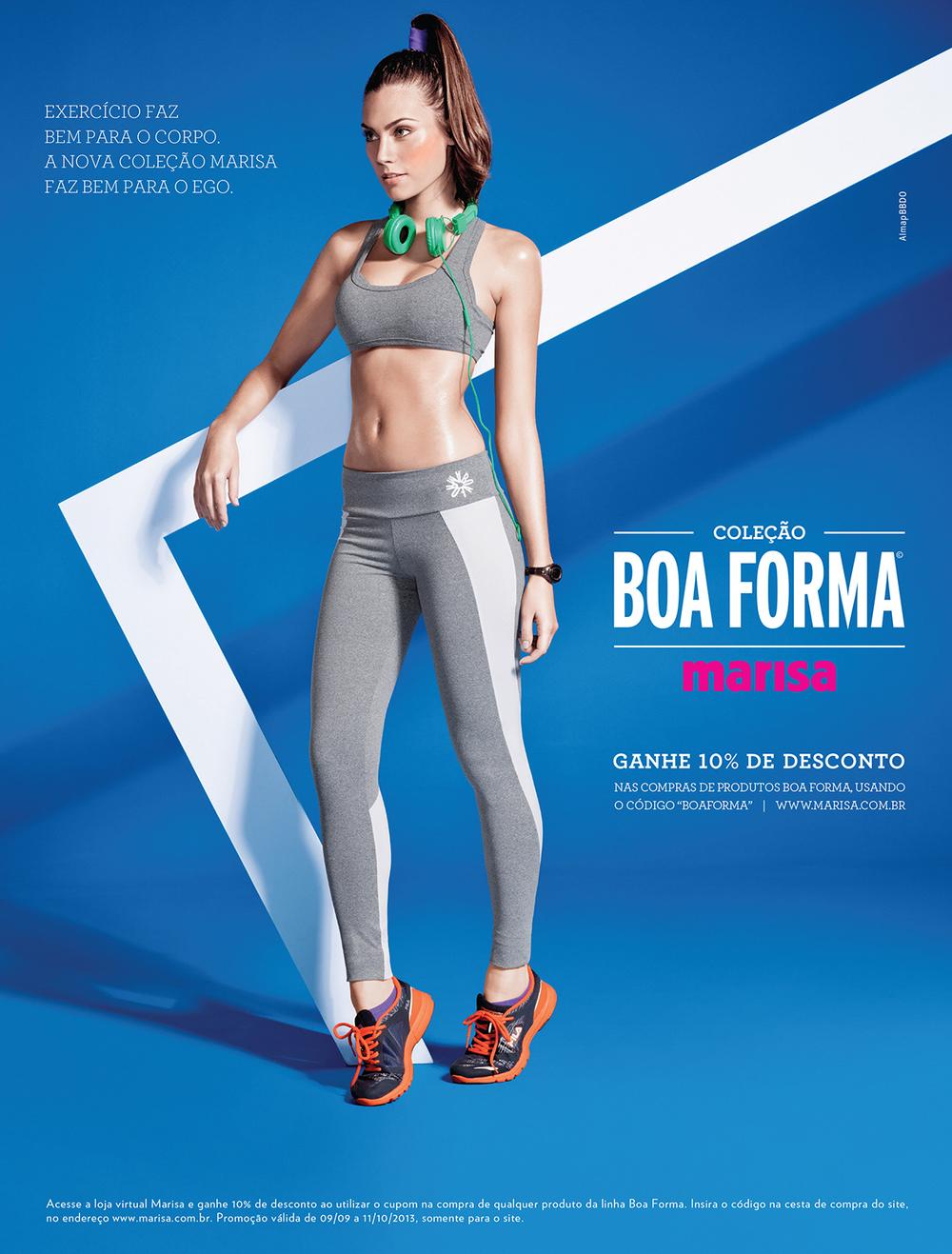 MARISA - BOA FORMA