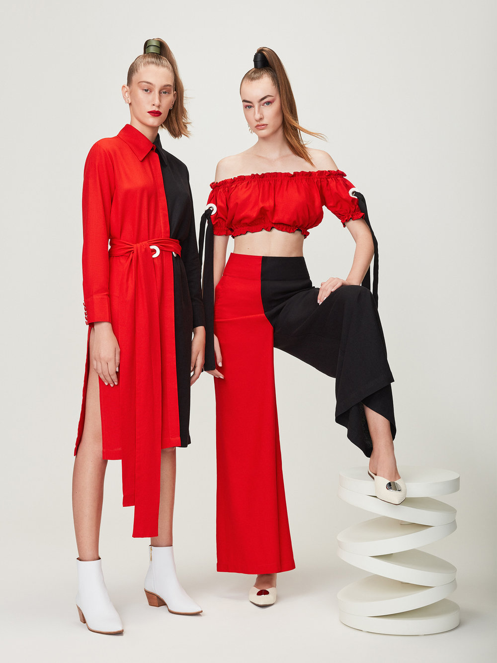 Vogue - Karol and Karla