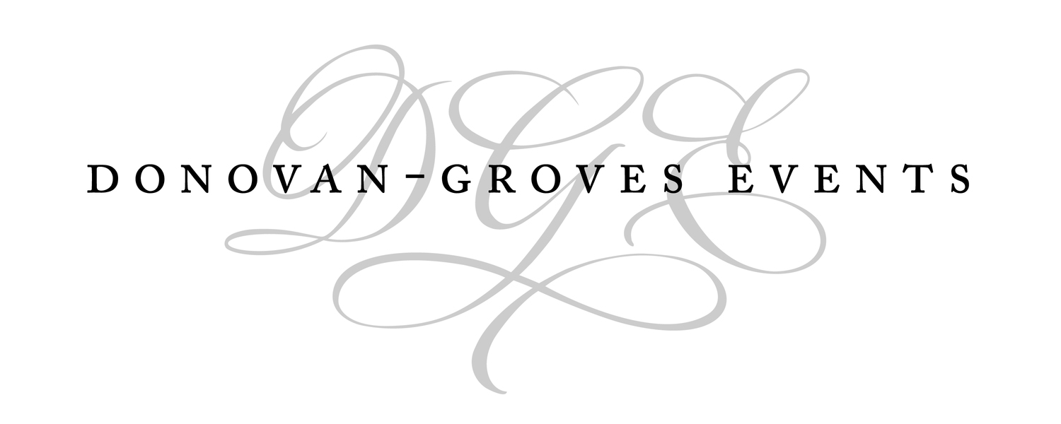Donovan-Groves Events