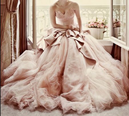 Fabulous Wedding Dress Of The Day