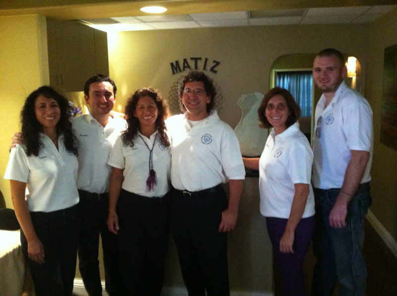 Grand Opening Nov 3, 2012. Matiz Family