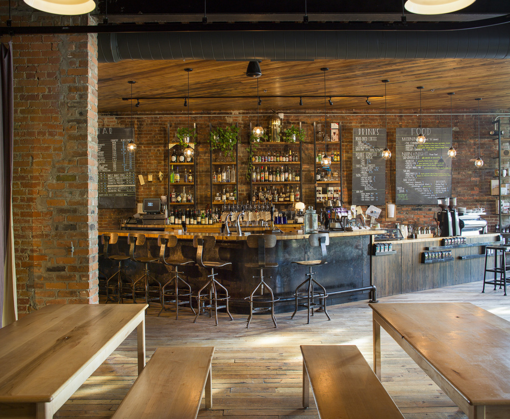 Great Lakes Coffee Institute for Advanced Drinking 2014 Detroit Home Design Award