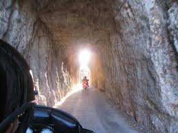 Riding the tunnels, always memorable!