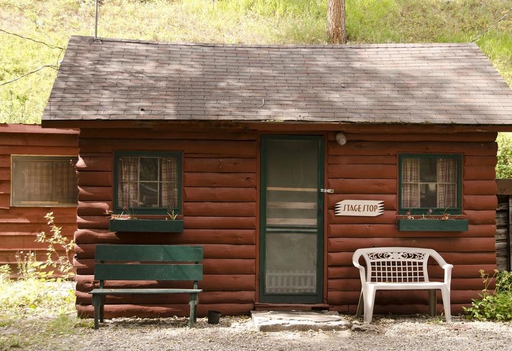 4 Person Cabins Wickiup Cabins