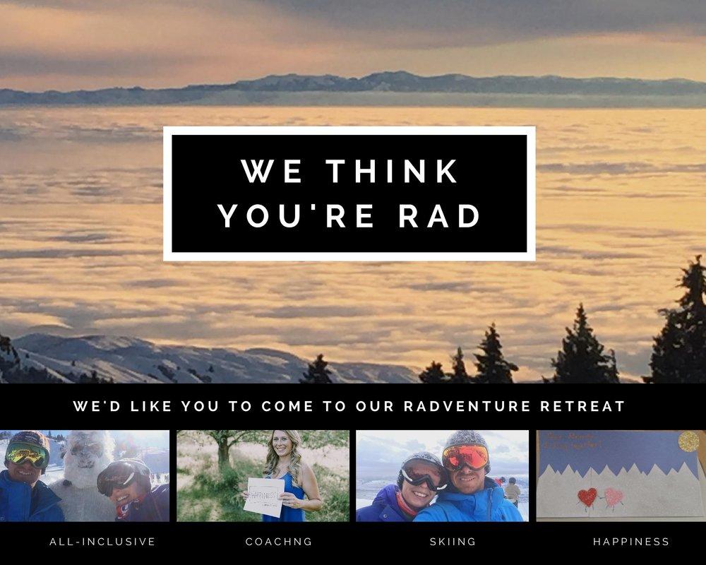 RADventure Retreat