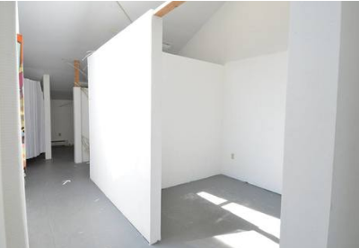 New TG Residency Starts May 1! - Trestle Gallery is proud to now offer semi-private, individual artist workspaces, starting Monday, May 1st! As a member of our new residency program, artists will receive a dedicated workspace, at a discounted rate, and can attend our monthly advisory board meetings.