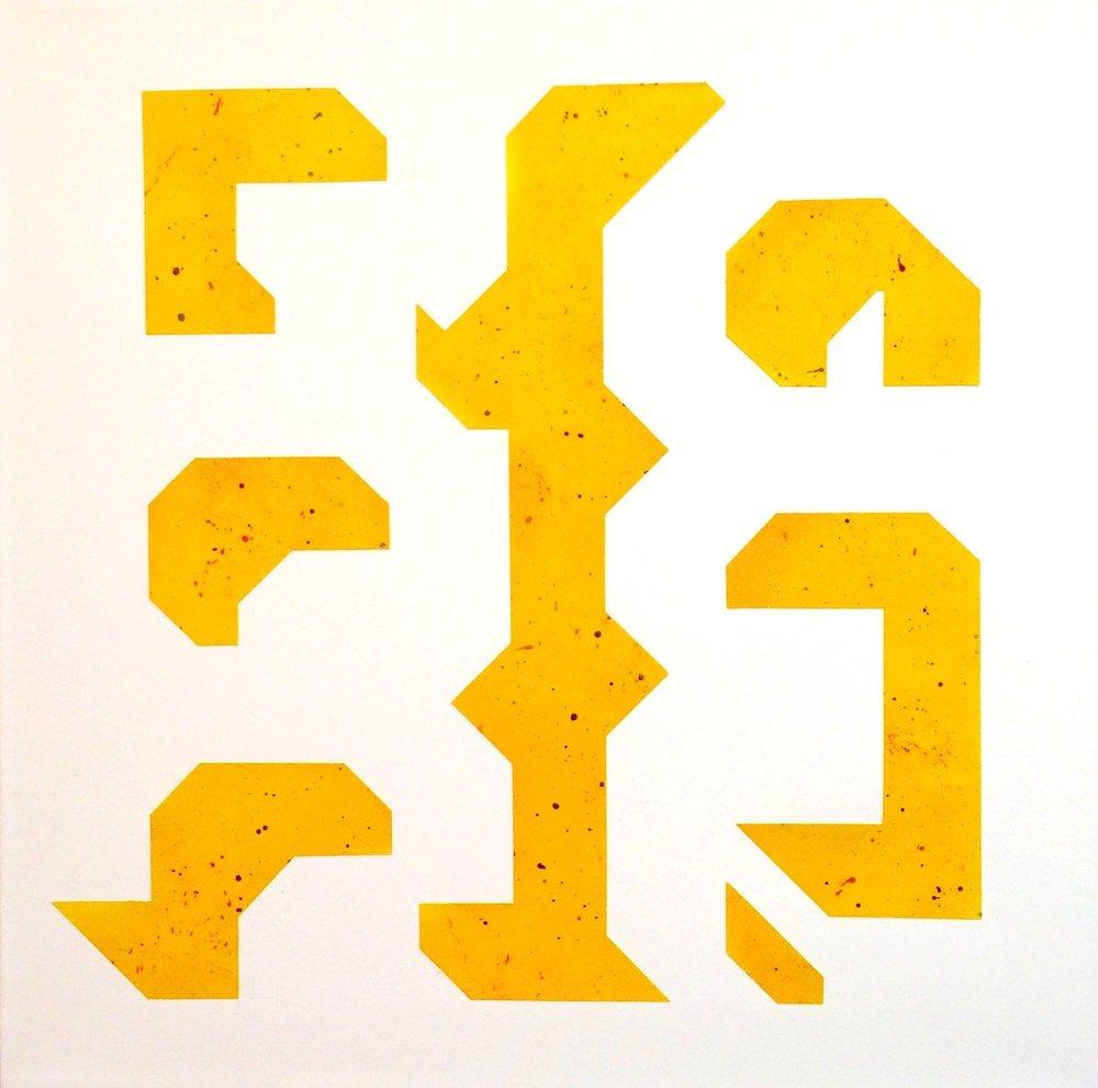 "Enrico Gomez, ""Xander Ring"", 2015"