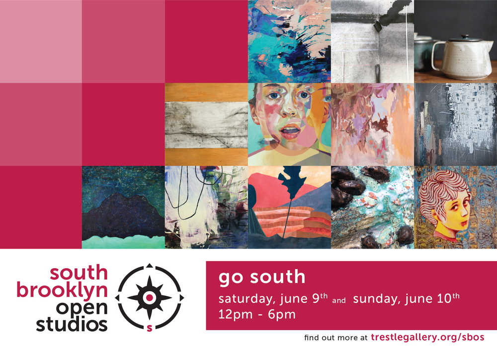 South Brooklyn Open Studios Event Guide