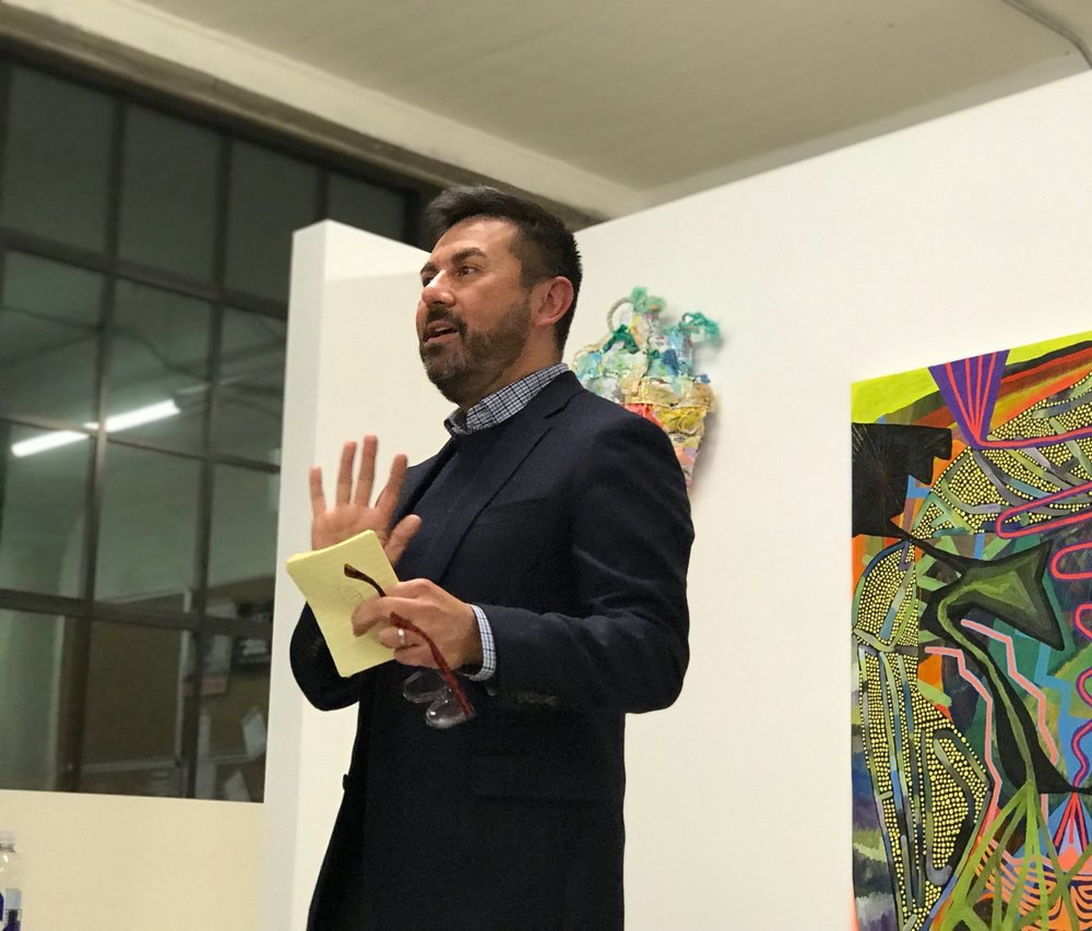 Enrico Gomez - 2018 Artist Honoree