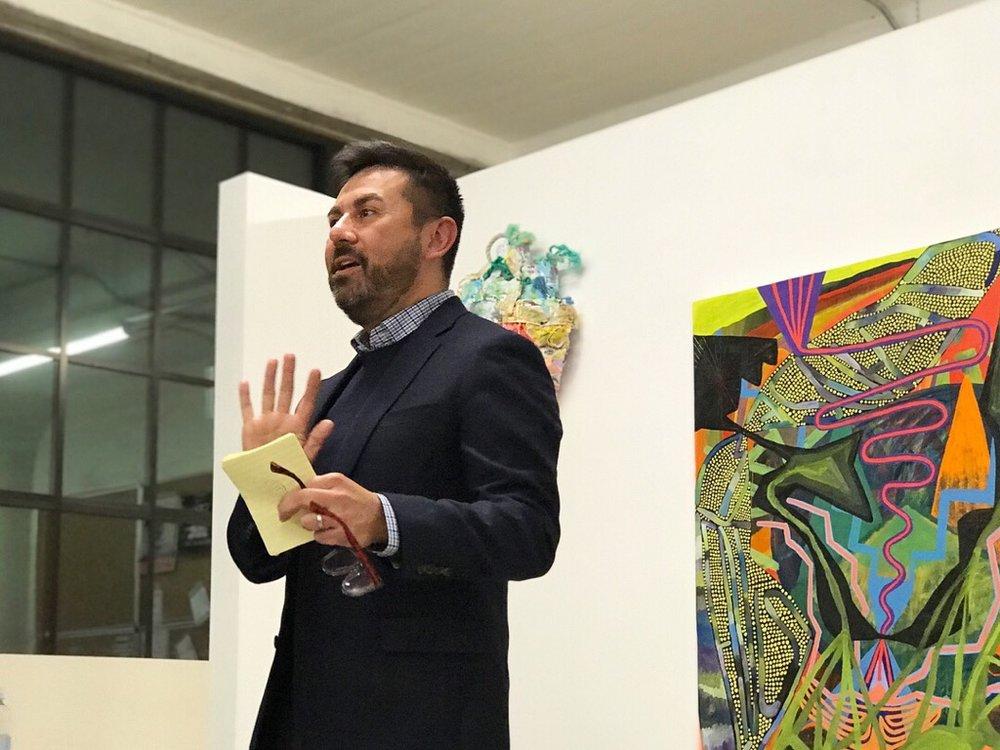 Art Talks -
