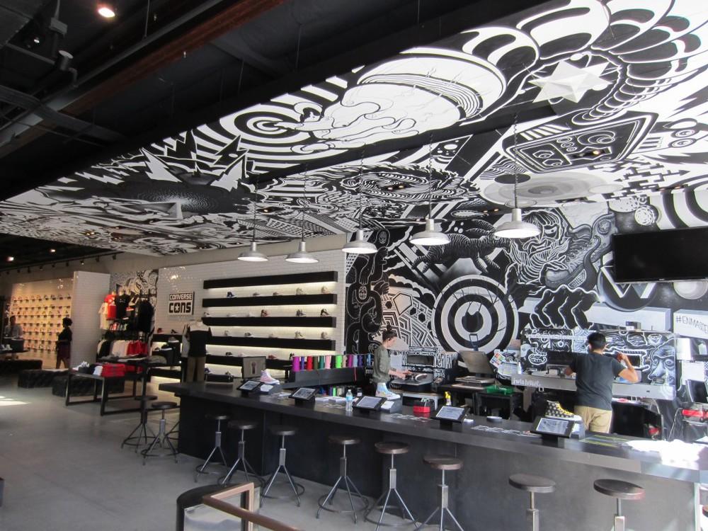 Converse Store, Santa Monica