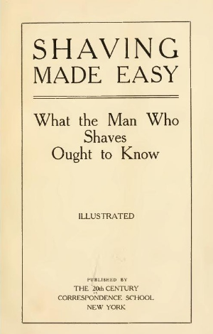 Shaving Made Easy Title Page.jpg