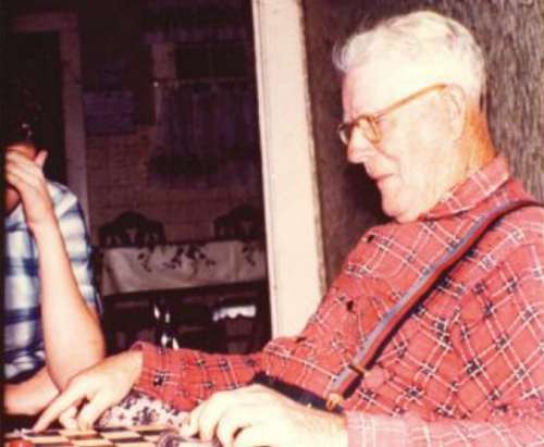 My Grandpa, John R. Hallock