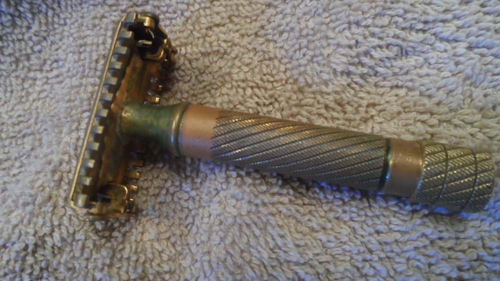 Original condition pre-cleaning or polishing or replating