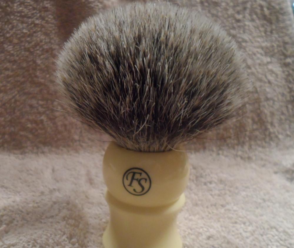 Frank Shaving 28mm Pure Badger Brush