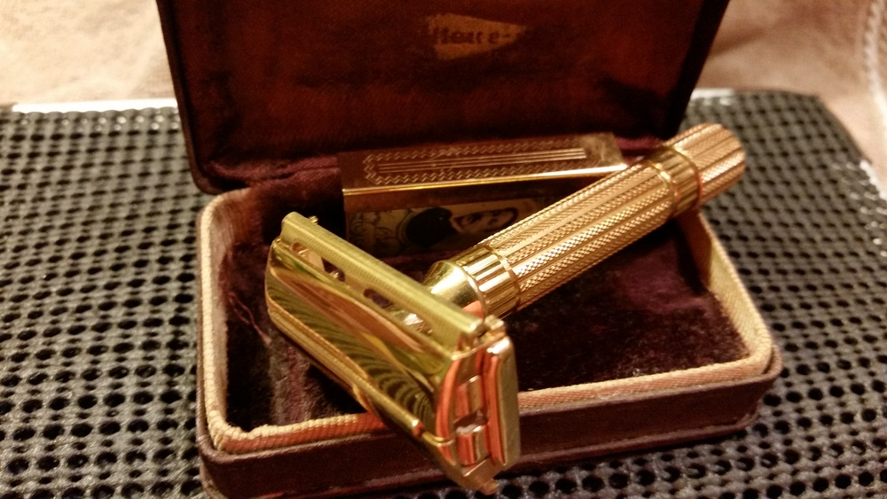 Gillette Aristocrat 1946-47