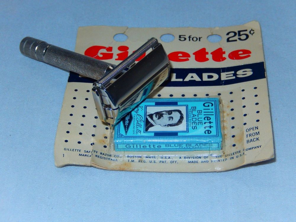 19  48-50 Gillette SuperSpeed