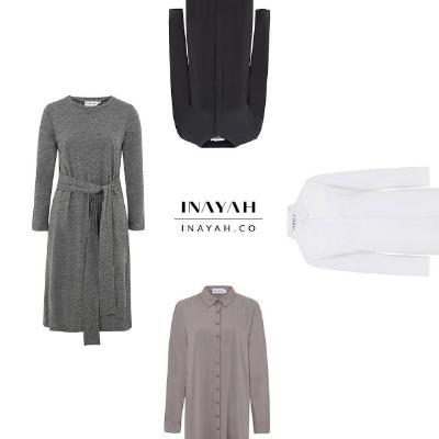 Charcoal Cotton Blend Belted Midi  Black Dipped Hem Midi Shirt   White Batwing Sleeve Shirt  Grey Oversized Shirt with Slits