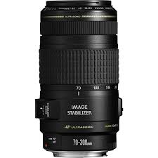 Canon 70-300mm f/4.0-5.6 IS USM