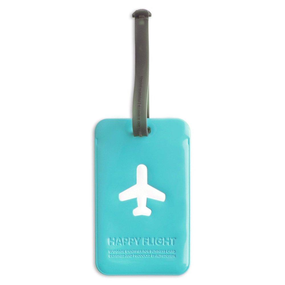 Etiquette à bagage Alife Design