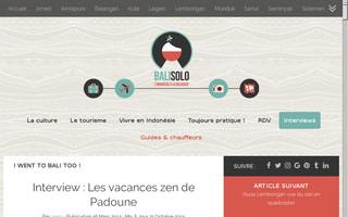 Bali Solo