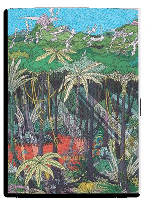 Carnet de notes Tropiques