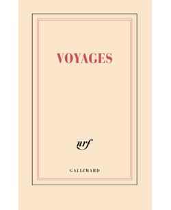 Carnet de voyage Gallimard