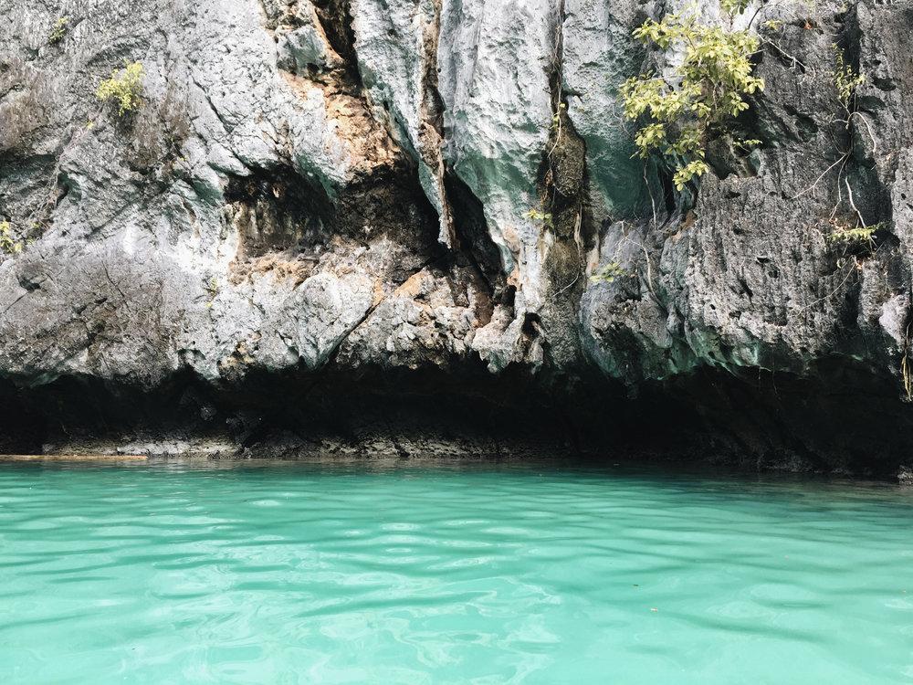 Small Lagoon, Palawan