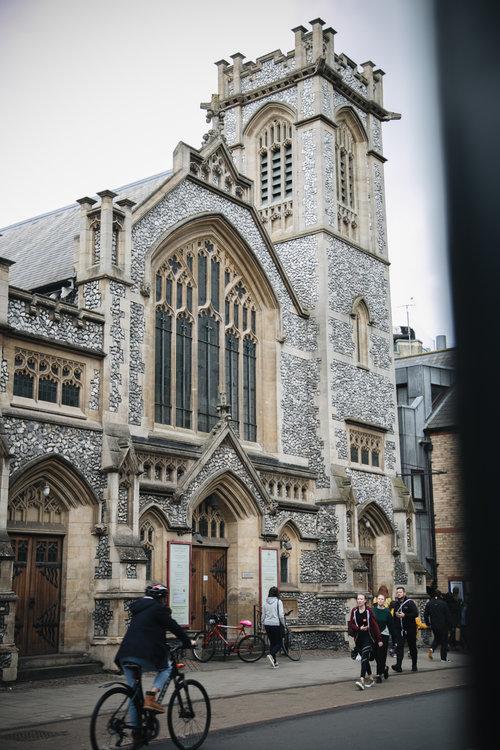 Vitesse datant Université de Cambridge