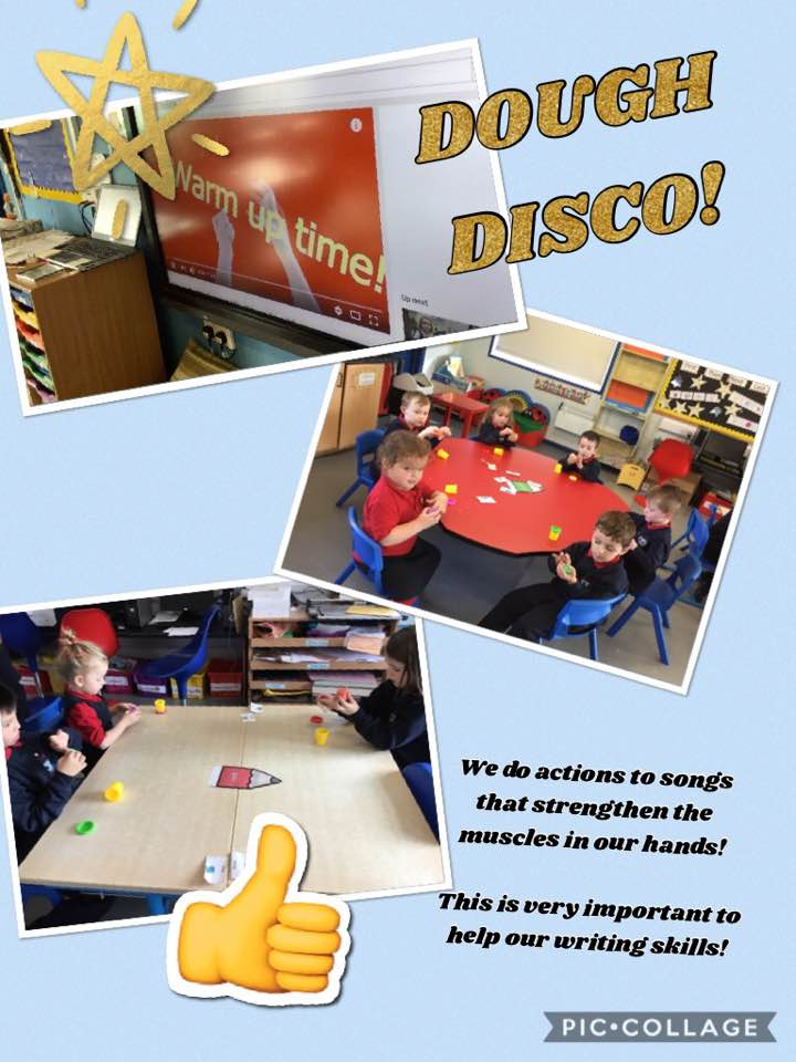Dough Disco is so much fun!