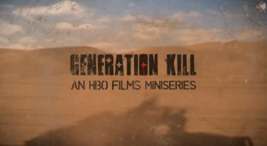HBO FILMS MINISERIES  Generation Kill Featurette