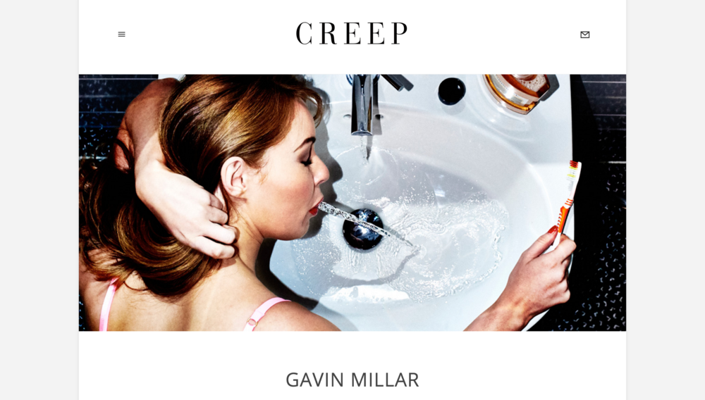 IN CONVERSATION WITH CREEP MAGAZINE