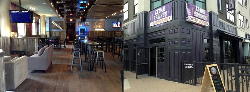 Cedar Springs Tap House (Ilume phase II)