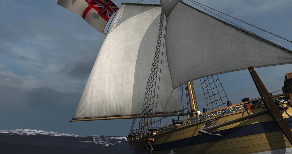Navy Cutter