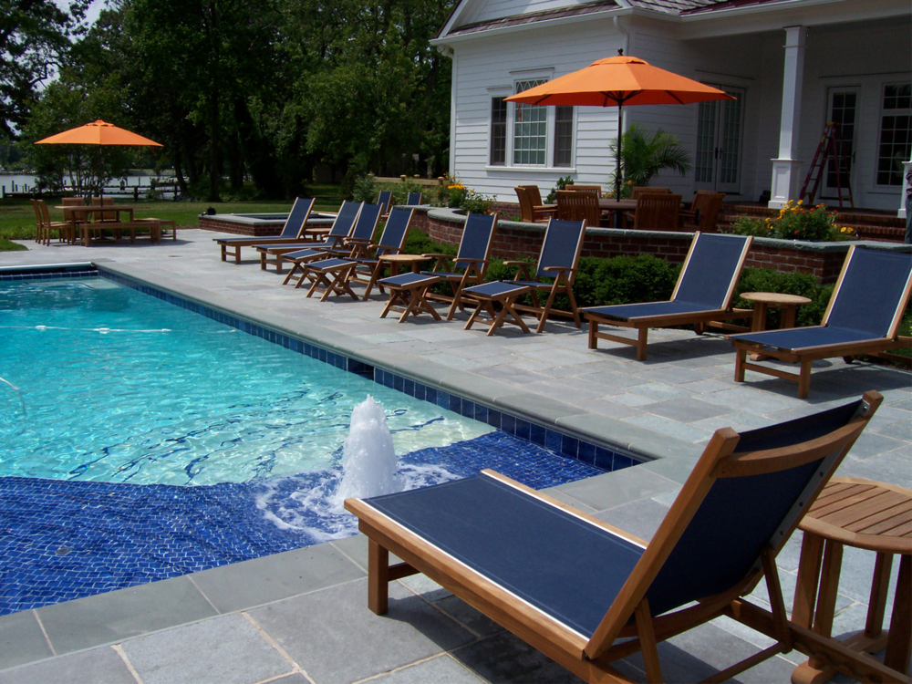 Chevy Chase Pool Deck & Patio