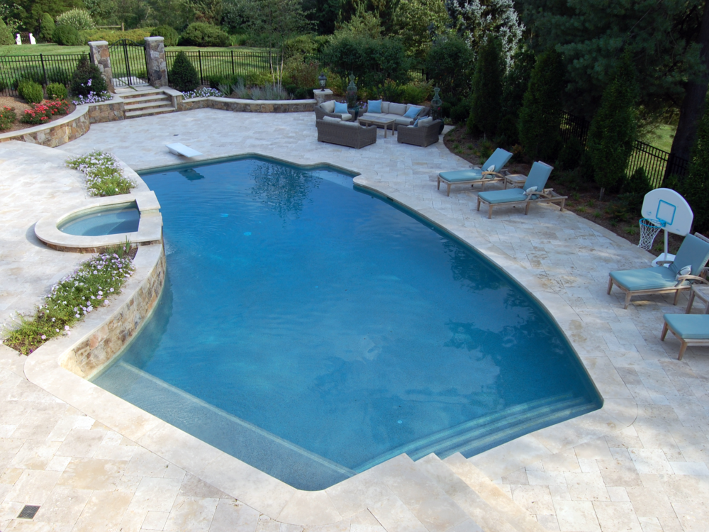 Oakton Residence Pool & Patio