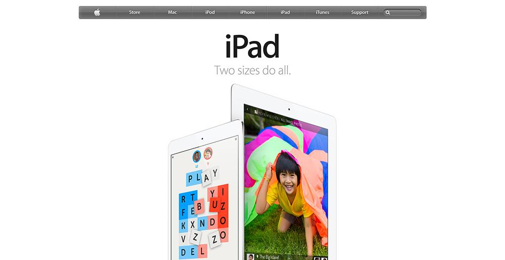Apple.com - Verdens mest værdifulde produkt. Modet til Big & Simple.