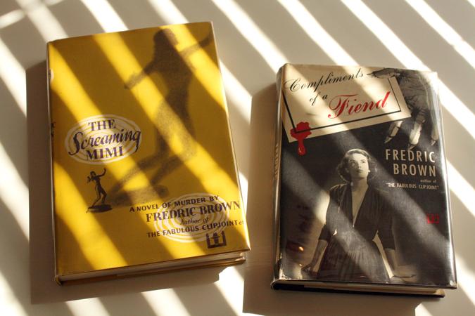 Fredric Brown books