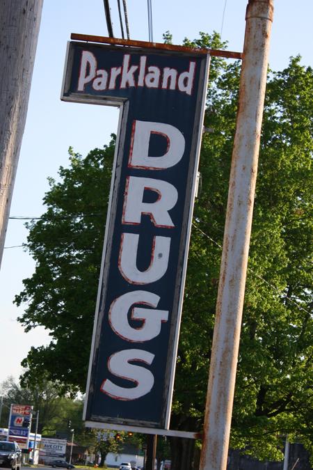 Parkland Drugs Cave City Kentucky