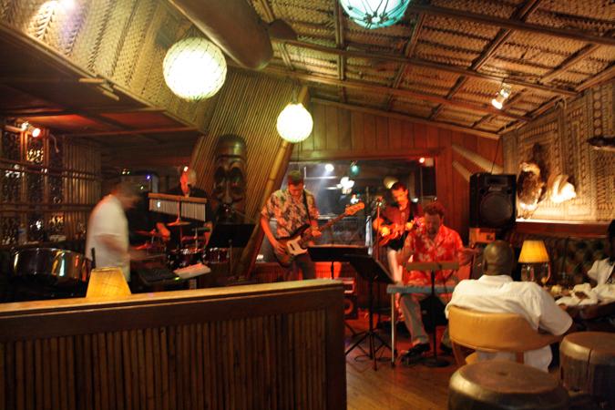 Trader Vics band