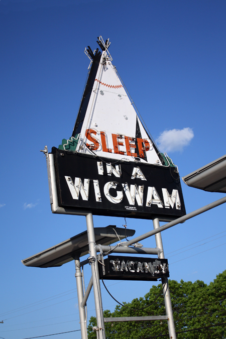 Wigwam Village #2 Cave City KY