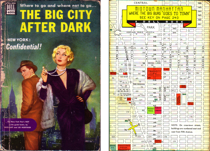 The Big City After Dark