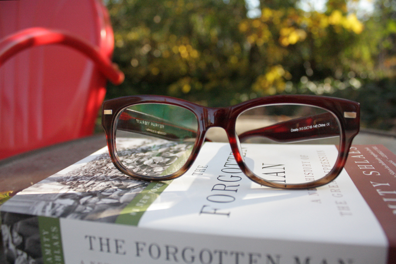 Warby Parker Crosby