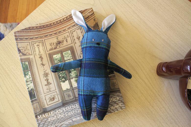 menswear bunny